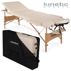Kinetic Sports Massageliege im Test