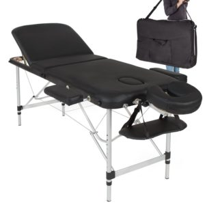 Mobile Massageliege TecTake im Test