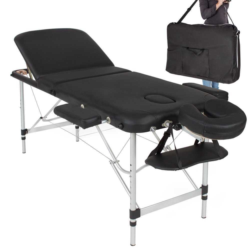 TecTake mobile Massageliege